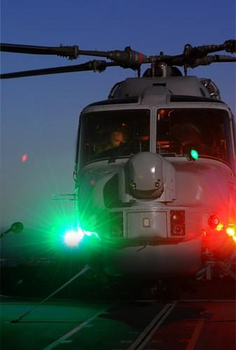 Helicopter Lighting Parts